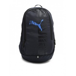 Black Puma Back Pack 3c2397c947fe1