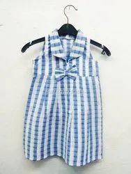 Girl Collar Kids Dress