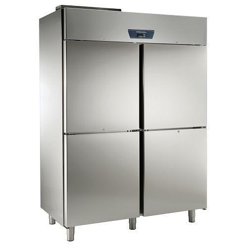 Electrolux Stainless Steel 4 Door Commercial Refrigerator, Warranty: 1 Year