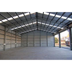 Steel Commercial Shed