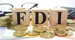 FDI Investment 100 Crore And Above And Approved Sector By Govt Of India & RBI