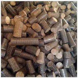 Sawdust Briquette Fuel