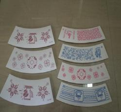 Paper Cup Raw Material (Single Color)