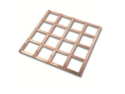 Solid Copper Lattice Mat