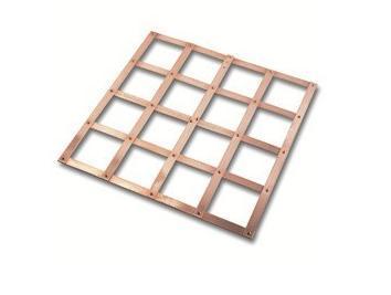 Lattice Grounding Mats Solid Copper Lattice Mat Exporter
