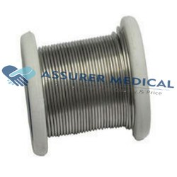 Suture Wire (Stainless Steel)
