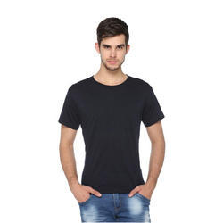 201ad7ac2 Mens Plain T-Shirt - Casual Mens Plain Solid T-Shirt Manufacturer ...