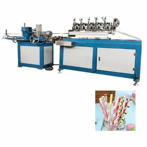 Disposable Paper Straw Making Machine