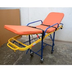 Foldable Ambulance Stretcher