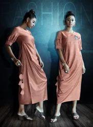 Designer Rayon Kurtis