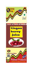 Lingon Berry Juice 500 Ml