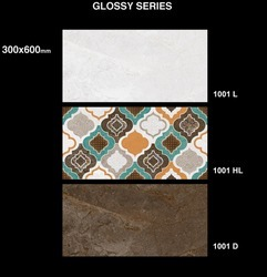 1001L Glossy Ceramic Digital Wall Tiles