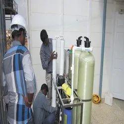 RO Plant Repairing Services, Capacity: >14 L