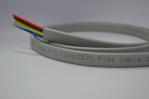 Flat Travelling Cable Cat6 Flat Travelling Cable