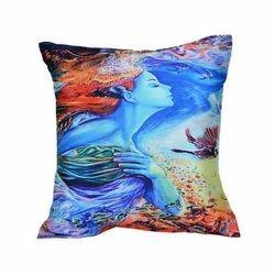 Digital Designer Cushion Cover Fabric Printing