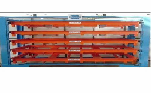 Sheet Storage Solutions Horizontal Sheet Storage Rack