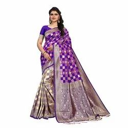 321 Art Silk Saree