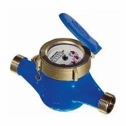 Brass Analog Capstan Water Meters, Warranty: 1 Year, Size: 15-100 mm