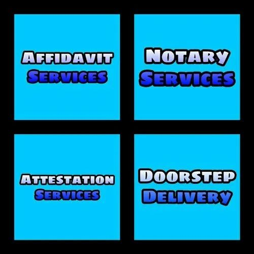 Notary Service Mumbai, Capacity: As Client Orders, Application Usage: Online Appointment Accepted