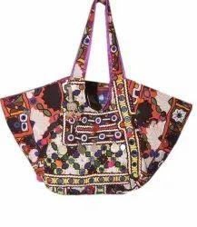 Banjara Hand Bag Hand Embroidered Banjara Bag Indian Vintage Shoulder Bag