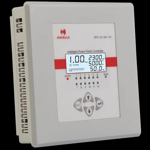 Havells Make Apfc (automatic Power Factor Controllers)