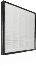 Compatible Philips AC3256 NanoProtect 3000 Series True HEPA Filter for Air Purifier(White)
