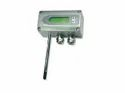 Air Velocity and Temperature Transmitter EE75 Series