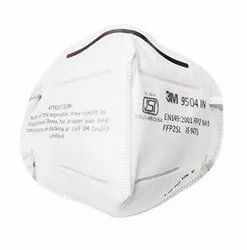 3M 9504 INV N95 Dust Pollution Mask Pack Of 10
