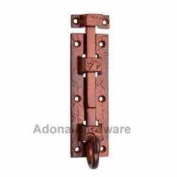 5 inches Silicon Bronze Decorative Door Bolt
