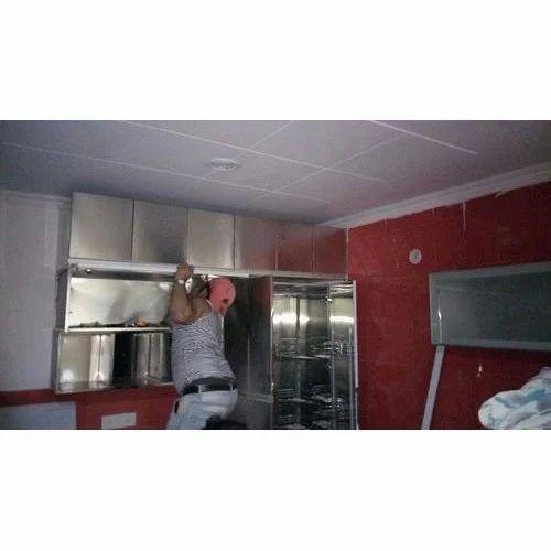 Yazilife Stainless Steel Modular Kitchen