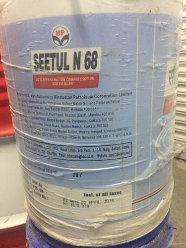 Seetul N 68 for Refrigeration Compressors