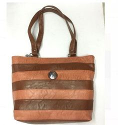 Multy Colour Leather Bag