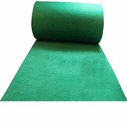 Green Tent Carpet