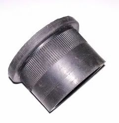 HDPE PLB Duct Pipe End Cap, Head Type: Round