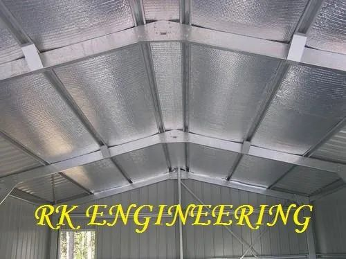 Industrial Sheds Thermal Insulated Shed Service Provider