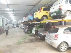 Stand Alone Double Deck Stack Car Parking System