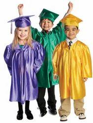 Product Image. Kids Graduation Gown