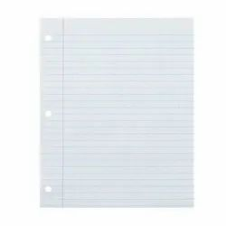 Examination Ruled Paper, GSM: 80 - 120, Single Line