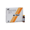 M-Vac (Measles Vaccine)