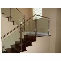 Glass Railings For Staircase