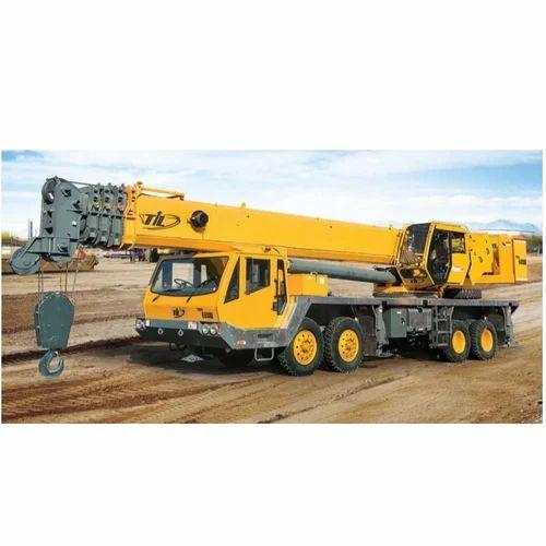 TIL TMS 880M 80 T Truck Mounted Cranes - Til Limited, Kolkata | ID