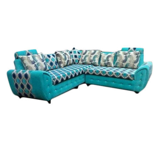 Blue Pinewood Good Look Sofa