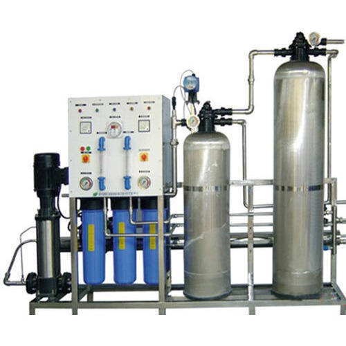 Industrial Effluent Distillery Demineralization Water Treatment Plant