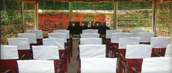 Banquet Thatch Roof Hall Rental Service