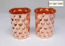 Diamond Copper Glass