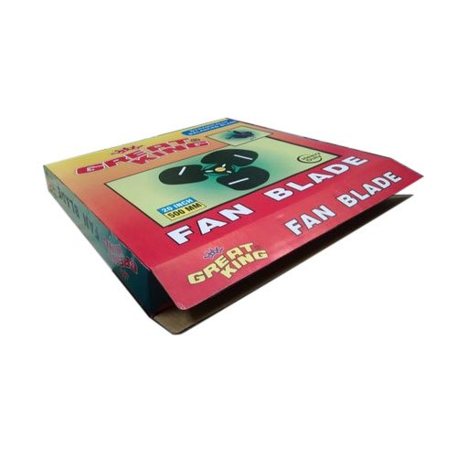 Duplex Rectangular Fan Blade Packaging Box