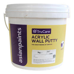 White Asian paints TruCare Acrylic Wall Putty