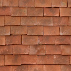Clay Wall Brick Tile, Size: 15 To 35 Mm