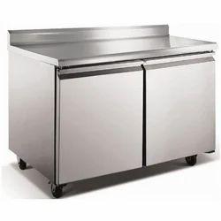 Under Counter Freezer With Work Top