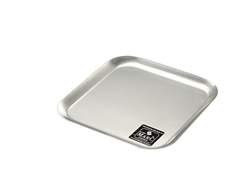 Marc Square Stainless Steel Quarter Plate Set Of 6 Pcs.  sc 1 st  IndiaMART : square plate set - pezcame.com
